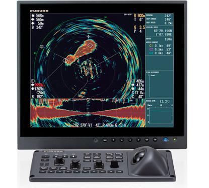 Furuno FSV-35 Scanning Sonar Display Unit