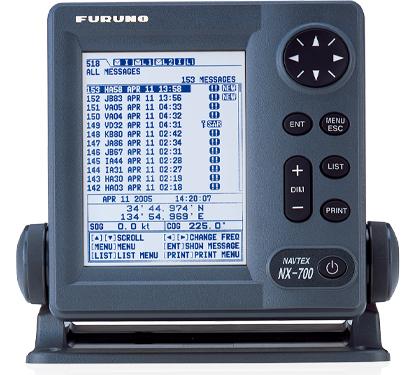Furuno NX-700 Display unit