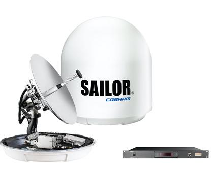 Sailor 600 VSAT KA