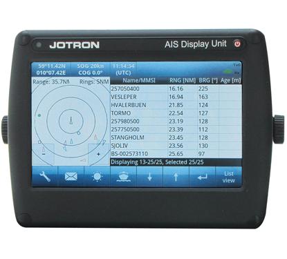 Jotron TR-8000 AIS