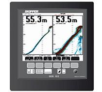Skipper GDS-102 Navigational Echosounder