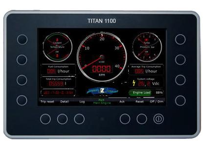 Radio Zeeland Titan 1100