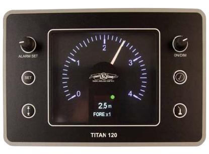Radio Zeeland Titan 120 Echo sounder