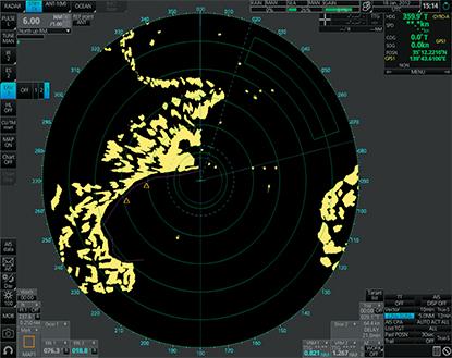 Voyager Radar