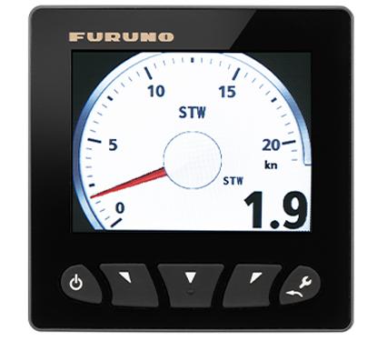 FI-70 Data Organizer Speed Display