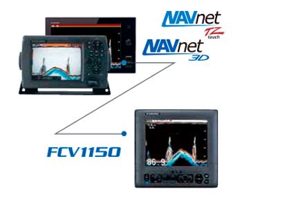 FCV-1150 NavNet Integration