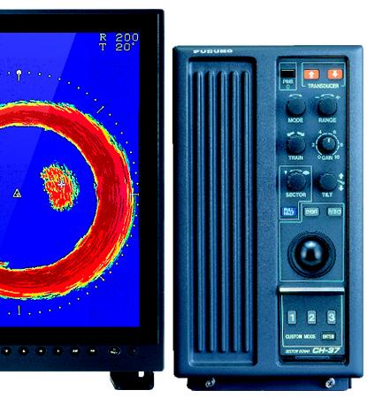 Furuno CH 77BB Sonar