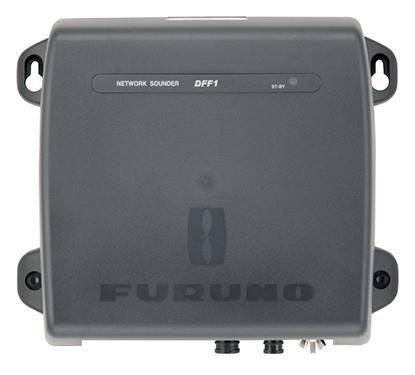 Furuno DFF1 Fishfinder Topview