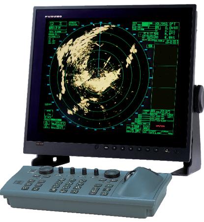 Furuno FAR 2157 marine radar