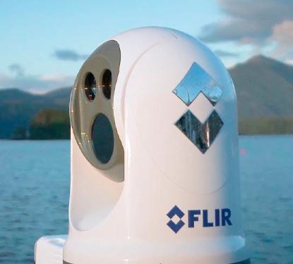 FLIR M400 Multi-Sensor Marine Thermal Camera