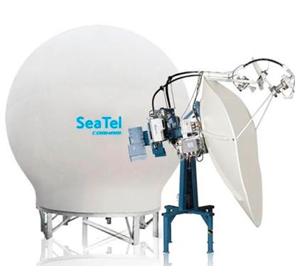Sea Tel 9711 IMA VSAT