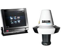 SAILOR 6110 MINI-C GMDSS