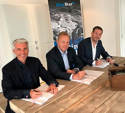 BlueStar acquires RH Offshore activities