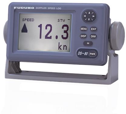 Furuno DS-80 Doppler Speedlog