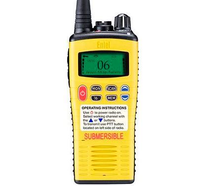 Entel HT-649 GMDSS VHF Marine