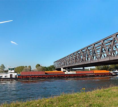 World's first VDR solution targeted at inland waterways market