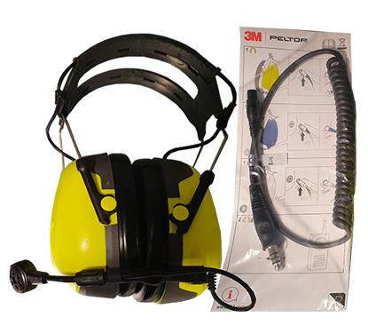 Peltor basic headset with headband MT74H52A