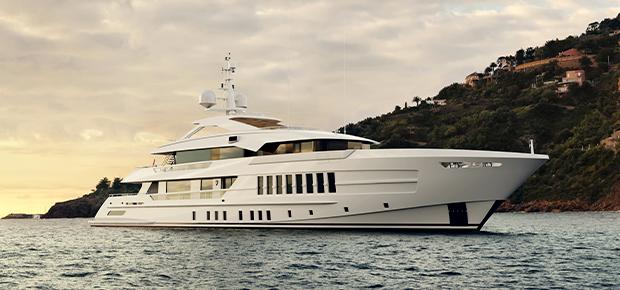 Heesen Yachts BN 19755 (Project Gemini)