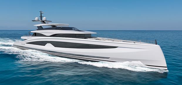 Heesen Yachts NB 20067 (Project Sparta)
