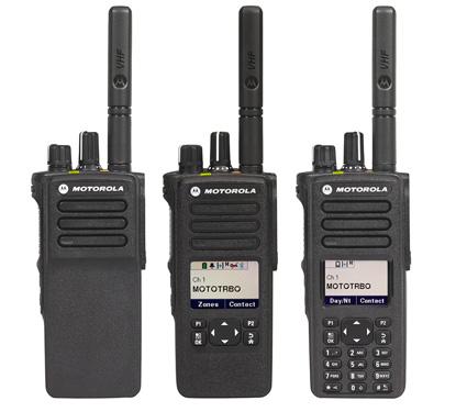Motorola MOTOBRO XiR P8600i Series