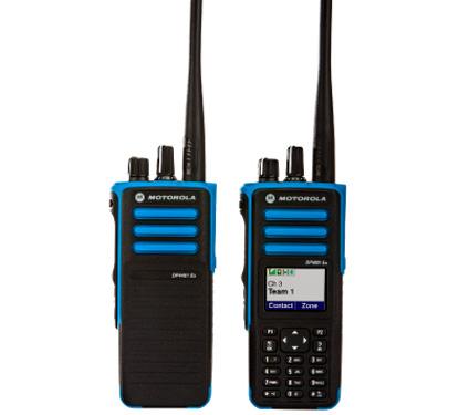 Motorola MOTOBRO XiR P8600 EX Series ATEX Radios