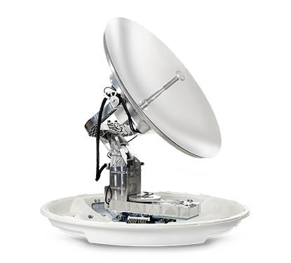 SAILOR 1000 XTR Ku Antenna Front